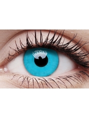 Sky Blue - One Day Colored Crazy Contact Lenses