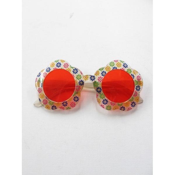 097d41e149 Hippie Flower - Novelty Sunglasses