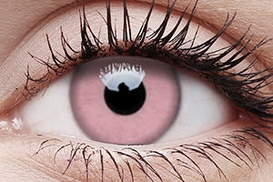 Barbie Pink - Three Months Colored Crazy Contact Lenses