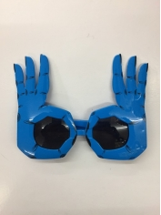 Blue Fingers - Novelty Glasses