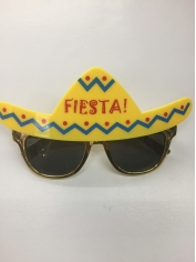 Mexican - Novelty Sunglasses