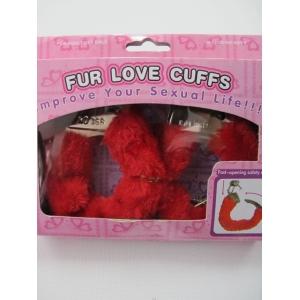 Furry Handcuff - Novelty Toys