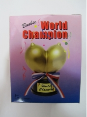 Boobie Champion - Novelty Toys