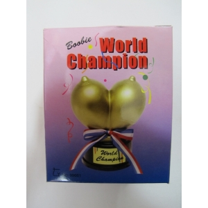 Boobie Champion - Novelty Toys