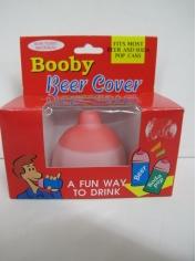 Booby Beer Cover - Novelty Toys