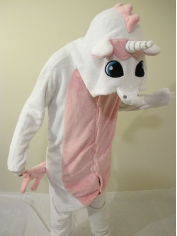 Pink Unicorn Onesies - Animal Onesies