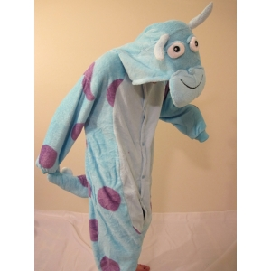 Blue Monster Onesies - Animal Onesies