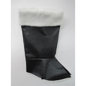 Santa Boots Cover - Christmas Costume
