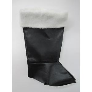 Santa Boots Cover - Christmas Costume
