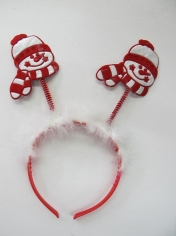 Snowmen Head Boppers - Christmas Hats