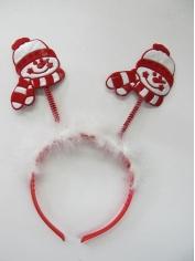 Snowmen Head Boppers - Christmas Hats