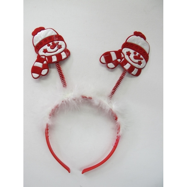Snowmen Head Boppers