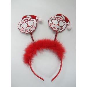 Santa Head Boppers - Christmas Hats