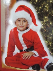 Boys Santa Suit - Kids Christmas Costumes