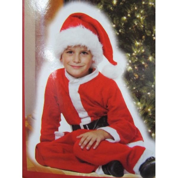 sc 1 st  Costume Shop Sydney & Boys Santa Suit - Kids Christmas Costumes