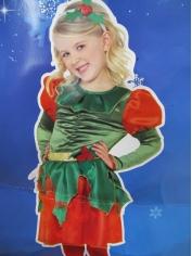 Holly Princess - Kids Christmas Costumes