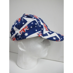 Aussie Flag Adjustable Cap