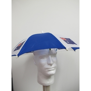 Aussie Flag Umbrella Hat