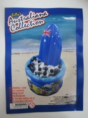 Inflatable Bottle Cooler Australia Day