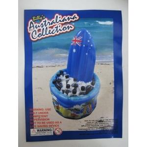 Inflatable Bottle Cooler Australia Day
