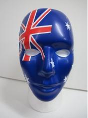Australian Flag Mask