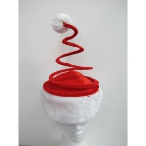 Santa Hat Spring Top - Christmas Accessories