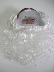 Santa Long Beards - Christmas Costume
