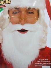 Santa Beards - Christmas Costume