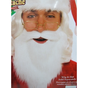 Santa Beards - Christmas Costume