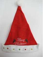 Santa Light-up Christmas Hats