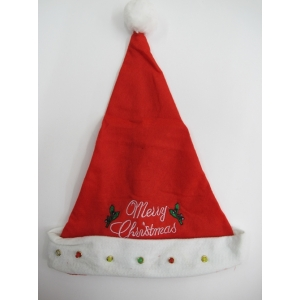 Santa Light-up Christmas Hats