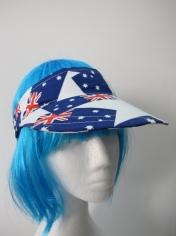 Australian Flag Sun Visors