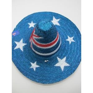 Australian Flag Mexican Hat
