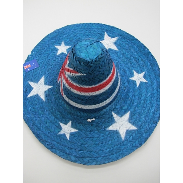Australian Flag Mexican Hat