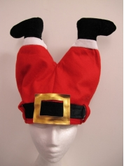 Santa Pants Hat - Christmas Hats