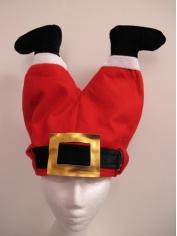 Santa Pants Hat - Christmas Hats