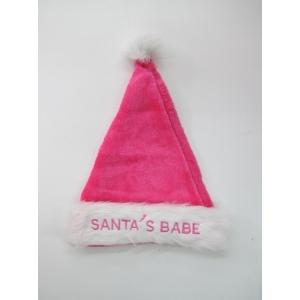 Pink Santa Hat - Christmas Hats