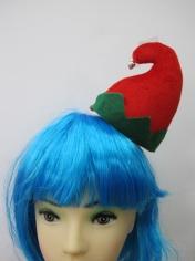 Mini Elf Hat Headband - Christmas Hats