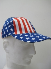 The American Flag Cap - 4th Of July Costumes