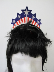 The American Flag Headband - 4th Of July Costumes