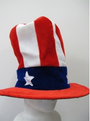 Uncle Sam Hat - 4th Of July Costumes