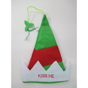 Kiss Me - Christmas Hat