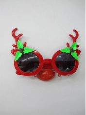 Red Reindeer Sunglasses