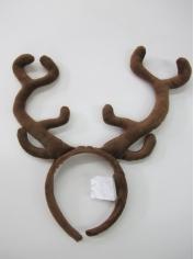 Large Reindeer Antlers - Christmas Accessories