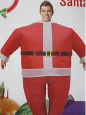Inflatable Santa Suit - Christmas Costumes