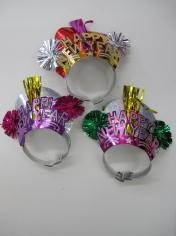New Year Headband