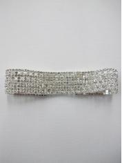 Fake Diamond Choker - Mardi Gras Accessories