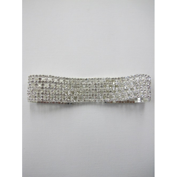 Fake Diamond Choker Mardi Gras Accessories