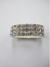 Fake Diamond Bracelets - Mardi Gras Accessories