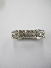 Fake Diamond Bracelets B - Mardi Gras Accessories